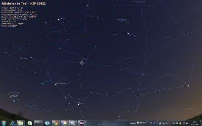 Stellarium 0.10.3