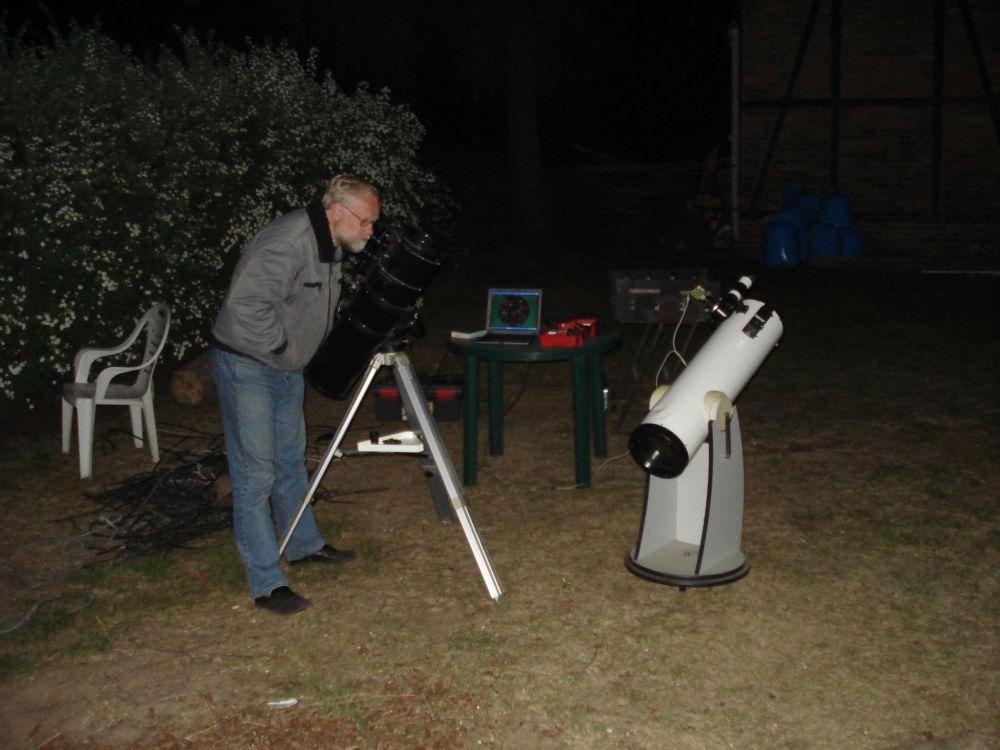 Bresser messier nt exos goto newton teleskop bresser