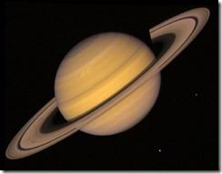 Saturn - (NASA)