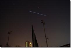 ISS Überflug Berlin am 19.04.2011