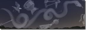 Sternbild Wasserschlange