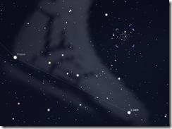 M35 aus dem Sternbild Zwillinge - Astronomie