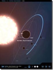 Planetary App für Astronomie