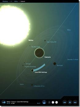 Astronomie App Planetary