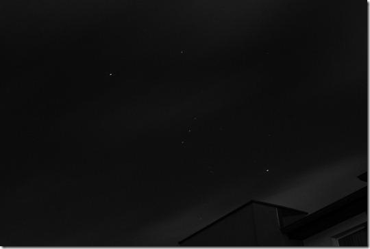 Astrofotografie - Orion 2