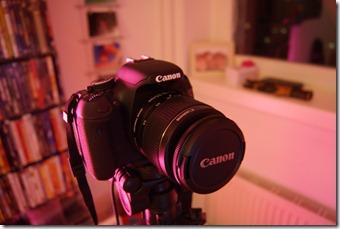 Spiegelreflexkamera 600D