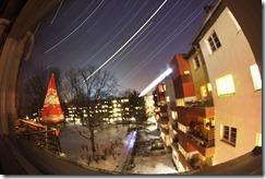 Startrails_20121207