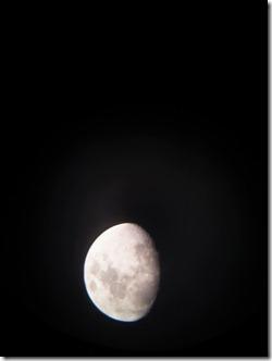 Mond im Skywatcher Heritage 76 ((CC)BY-NC-SA )
