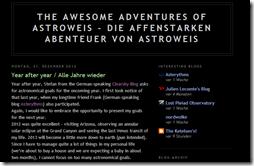 Astronomie auf Astroweis