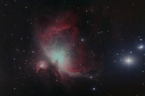 Sascha Böse - Orionnebel M42