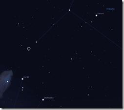 HIP 78193 und (9) Metis - Bedeckung