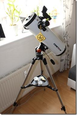 Teleskop kaufen - Celestron Cometron 114az