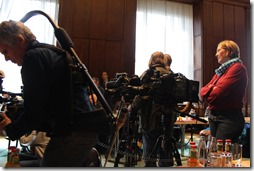 Pressekonferenz Alexander Gerst 09.04.2014
