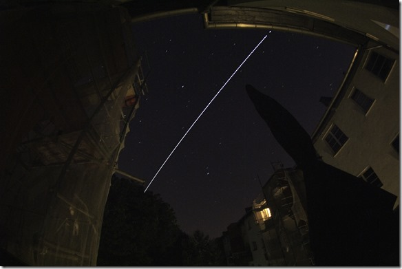 Startrails_ISS_20140601_2