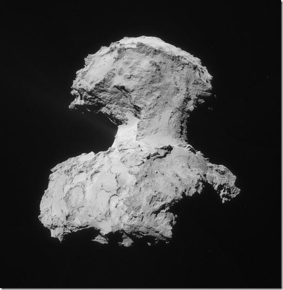 Die Mission Rosetta und Philae - Clear Sky-Blog