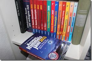 Kosmos Himmelsjahrbücher