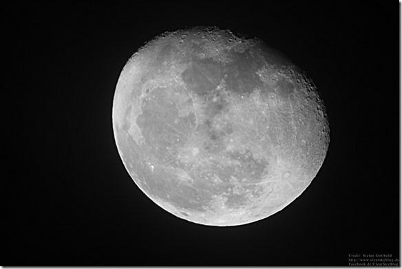 Mond ohne alles