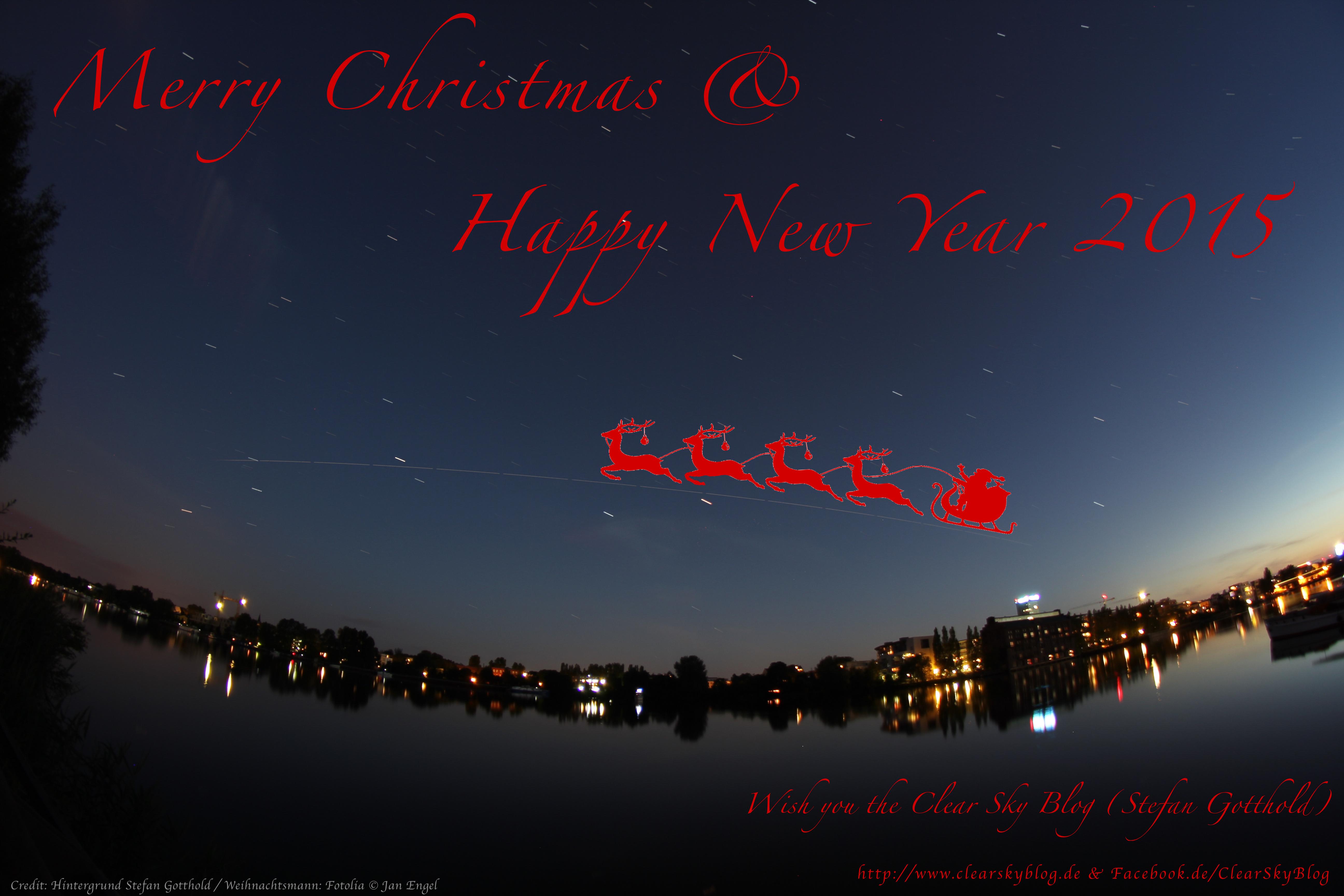 Frohe Weihnachten Euch Allen.Ich Wünsche Euch Allen Frohe Weihnachten Clear Sky Blog