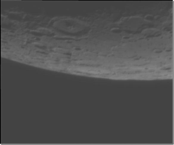 Mond im Detail