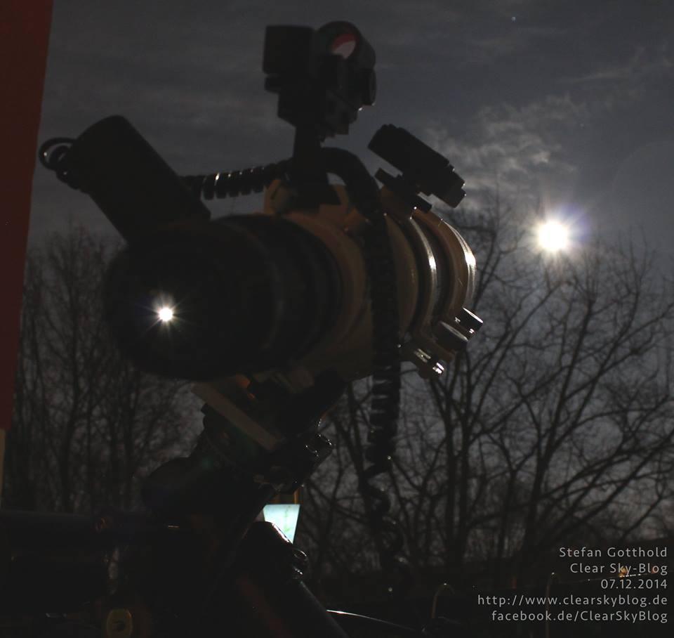 Mond Sterne Kleid: Was Sieht Man Auf Dem Mond Oder Wie Ich Den Mond Entdeckte