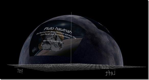 Fulledome-Pluto