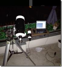 Astrofotografie Ausrüstung