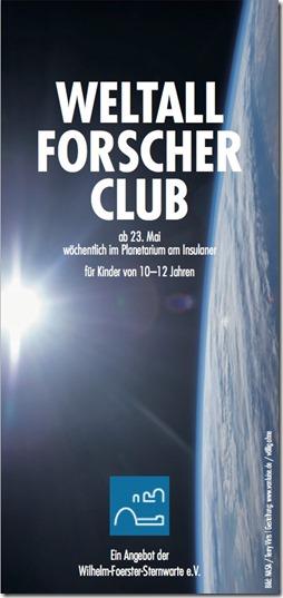 Weltall-Forscher-Club