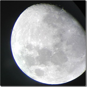Astronomietag Faszination Mond