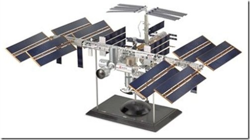 Internationale Raumstation ISS von Revell