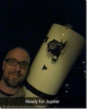 Mein Teleskop und ich