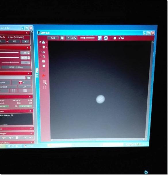 Astrofotografie Jupiter