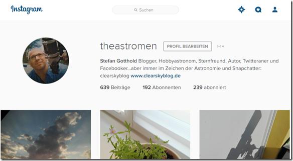 Stefan Gotthold bei Instagram