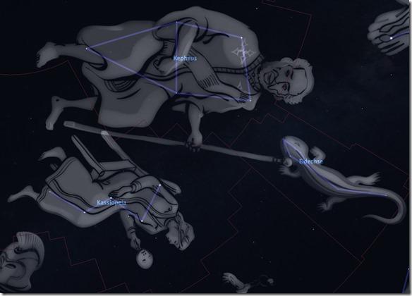 Sternbild Kepheus