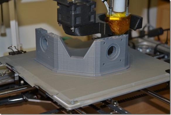 3D Drucker in der Hobbyastronomie