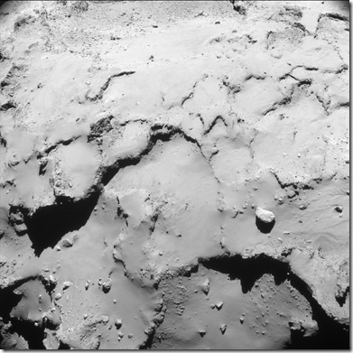 ESA_Rosetta_Navcam_20160930T005910_enhanced