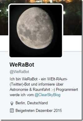 WeRaBot