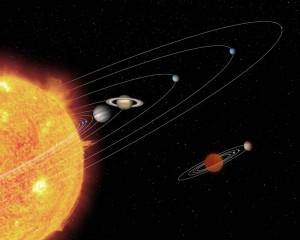 Unsere 8 Planeten
